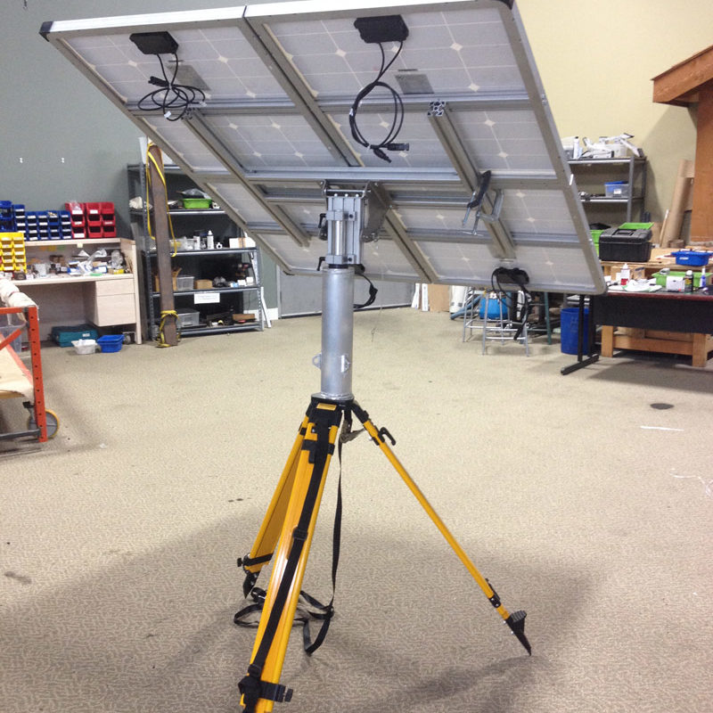 About Azimuth Solar Products Inc