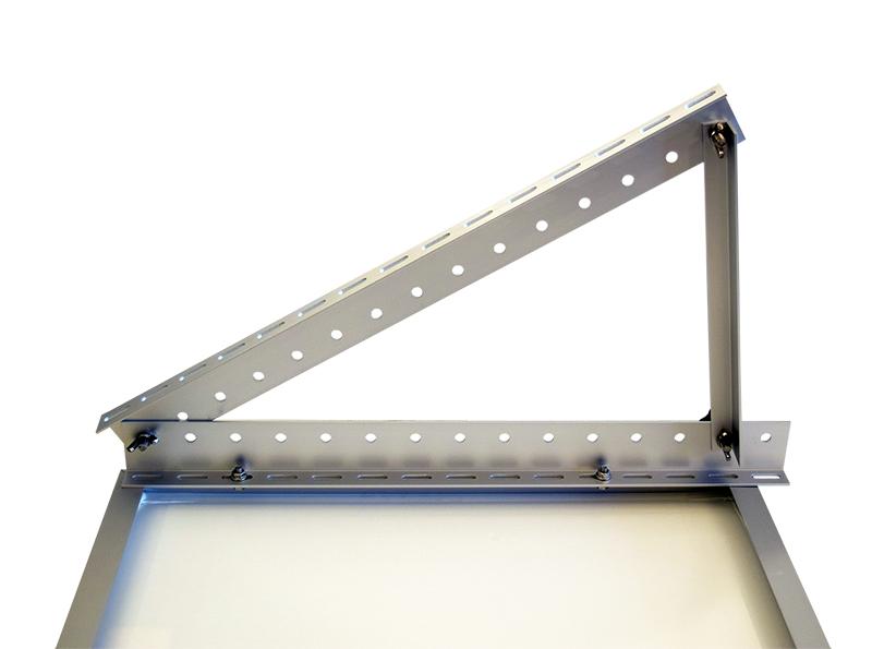 Adjustable Angle Solar Panel Bracket Set Shop Solar Products